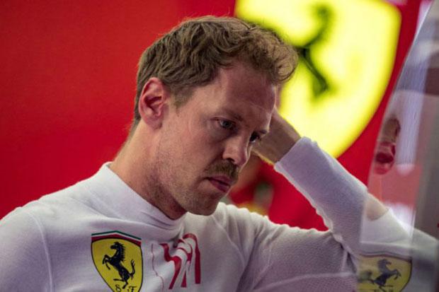 Kekecewaan Vettel Pada Tim Kuda Jingkrak
