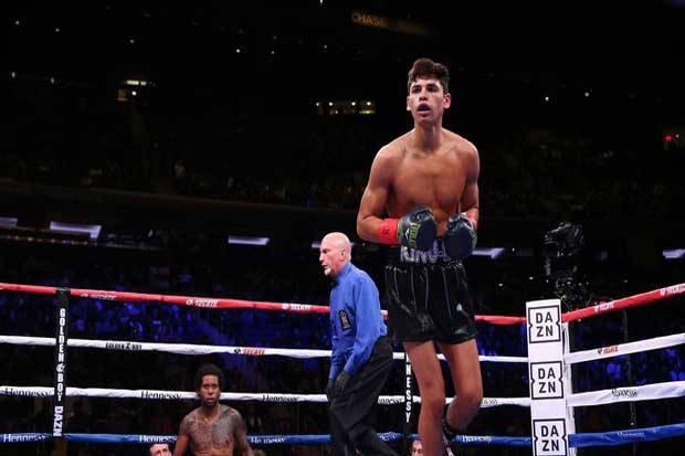 Ryan Garcia Tak Terkalahkan, Luke Campbell: Aku Rusak Rekornya