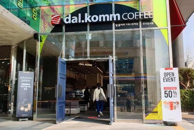 Cek! Ini 10 Kafe yang Sering Muncul dalam Drama Korea