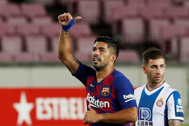 Luis Suarez Tak Peduli Permainan Barcelona Menjemukan