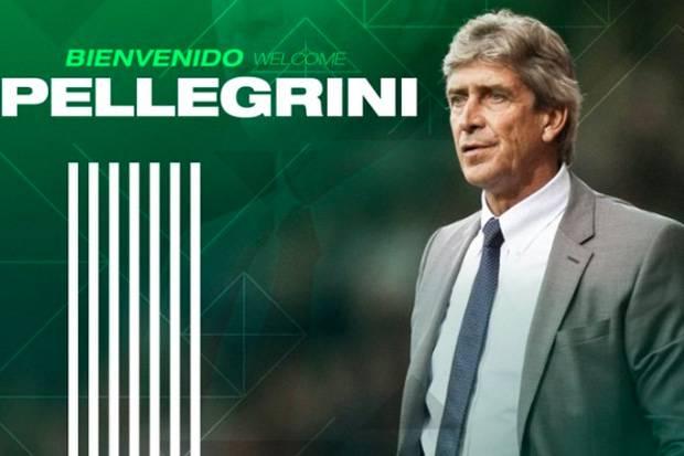 Resmi! Real Betis Kontrak Pellegrini Tiga Musim