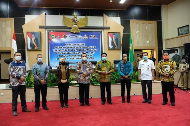 Pertamina Optimalkan Asetnya di Palembang untuk Bangun Cultural Park