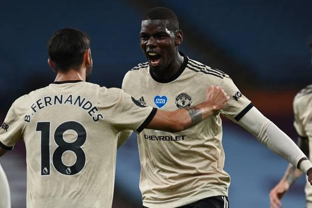 Bersama Pogba, Solskjaer Yakin Man United Juara Liga Musim Depan