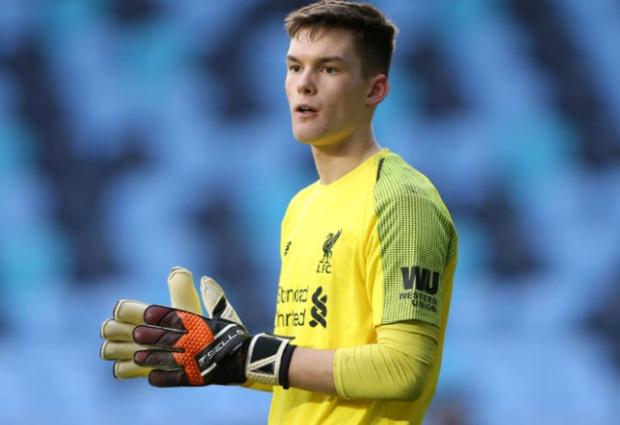 Liverpool Promosikan Kiper 18 Tahun Ben Winterbottom