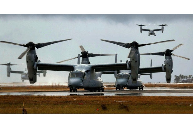 Soal Pembelian 8 Unit Osprey, DPR: Harga Satuannya Mahal