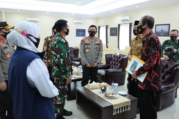 Panglima TNI Yakin Pendekar Waras Mampu Tekan Laju Penularan Covid-19