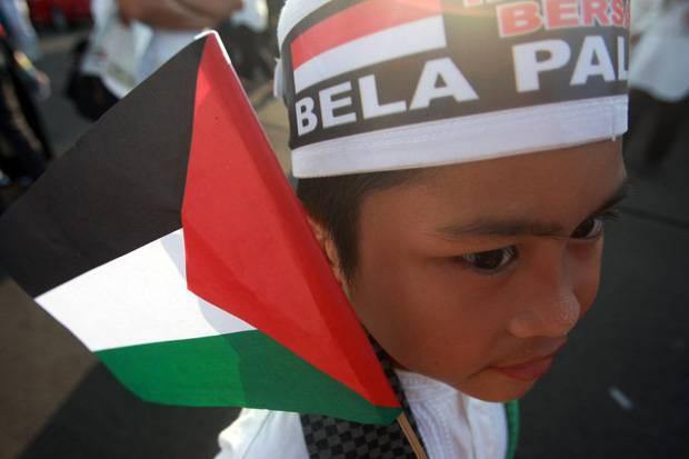 Pencaplokan Wilayah Palestina Ditunda, Kemlu: Kita Tak Boleh Lengah
