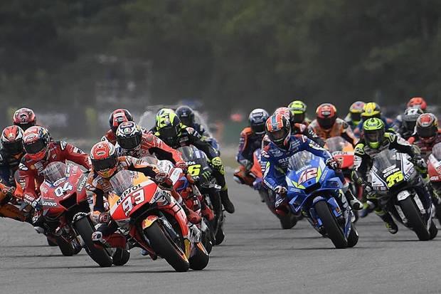 Karena Corona, Kalender MotoGP Dua Tahun Kedepan Mungkin Bekurang