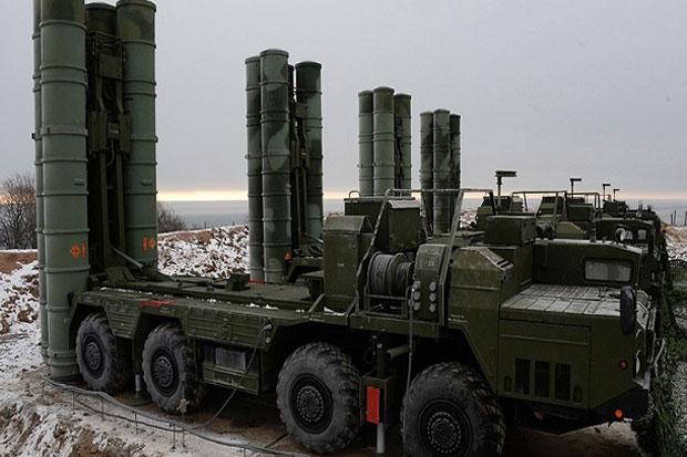 Militer Turki Disebut Cari Tahu Kelemahan Sistem Rudal S-400 Rusia