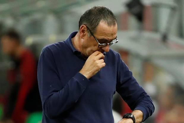 Lawan Atalanta, Maurizio Sarri : Seperti Pergi ke Dokter Gigi