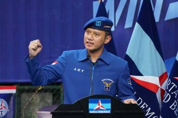 Peluang AHY Masuk Kabinet Dinilai Terganjal Kisah SBY-Mega 2004