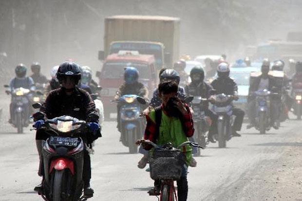 2020, Polusi Udara Telan Biaya Ekonomi Rp21 Triliun