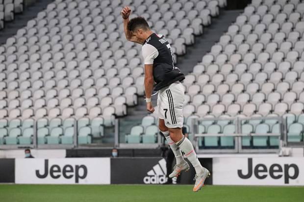 Cristiano Ronaldo Masih Rajin Bikin Gol, Begini Statistik dalam 11 Musim Terakhir