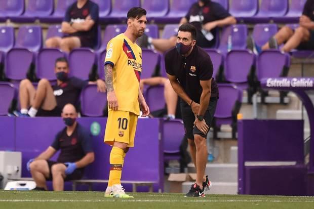 Sampai Kapan Barcelona Forsir Tenaga Messi