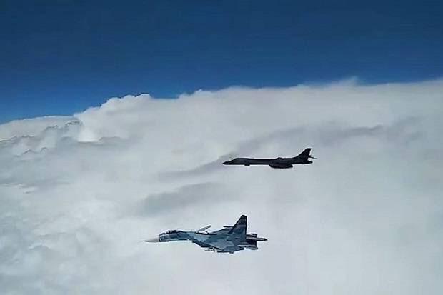 Pesawat Pengintai AS Dicegat Oleh Jet Rusia Dekat Laut Jepang