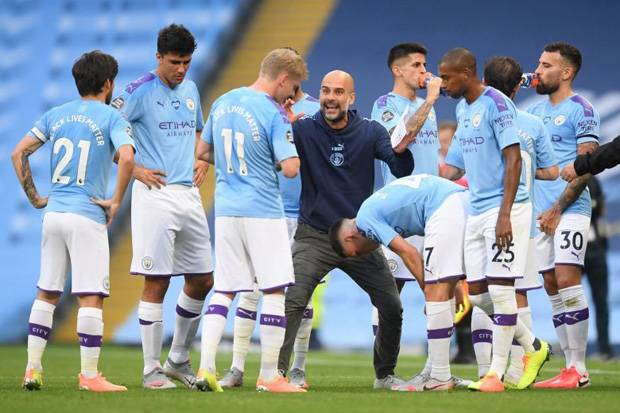CAS Kabulkan Banding Man City, Boleh Tampil di Liga Champions
