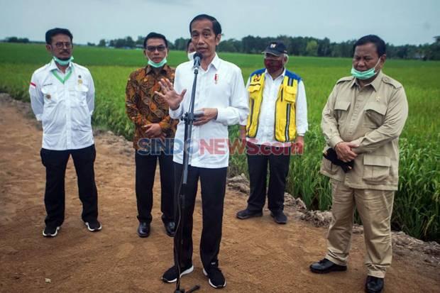 Prabowo Urusi Cadangan Pangan, Pengamat: Berpotensi Mengulang Masa Orba