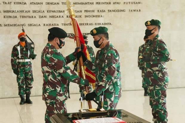 Panglima TNI Pimpin Alih Kodal PPRC