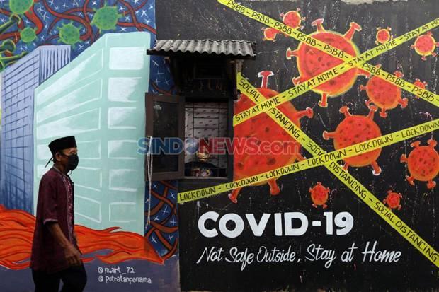 Penambahan Positif Corona Sebanyak 1.282 Kasus, DKI Jakarta Tertinggi