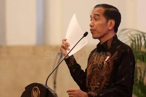 Jokowi Targetkan Vaksin Corona Diproduksi Januari 2021