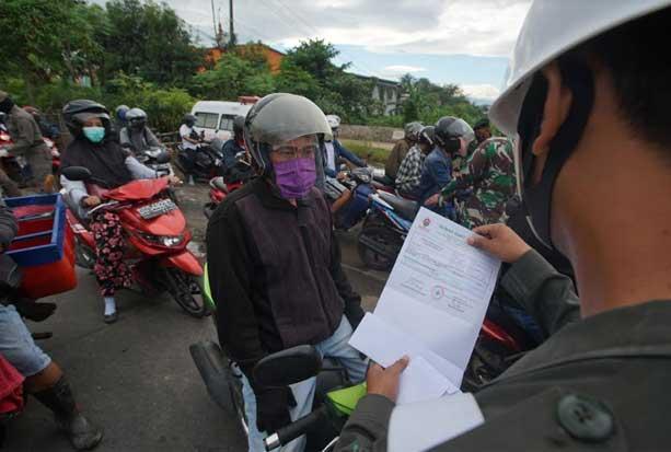 Masih Banyak Warga Tak Patuhi Protokol Kesehatan di Makassar