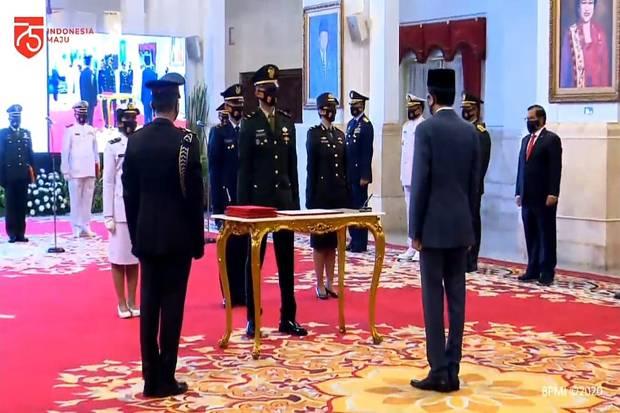 Perwira TNI/Polri Harus Cakap Hadapi Tantangan dan Peluang