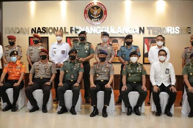 BNPT Tegaskan Perlu Sinergitas Kuat Tangani Terorisme