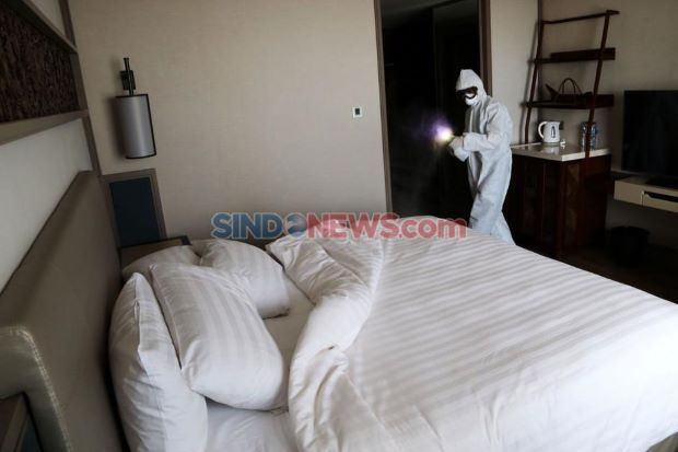 Hotel Enggan Terapkan Protokol Kesehatan, Kemenparekraf: Dia Sendiri yang Rugi