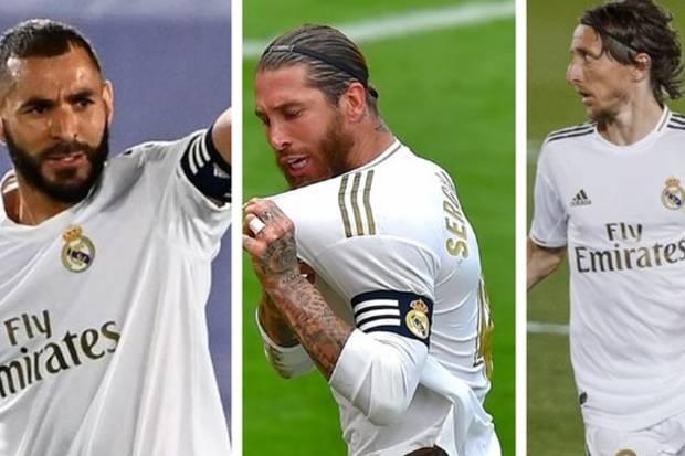 Trisula ini Jadi Kunci Sukses Real Madrid Musim 2019/2020