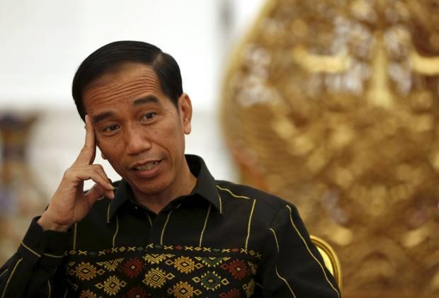 Jokowi: Pertumbuhan Ekonomi RI Bisa Minus 17% Kalau Lockdown