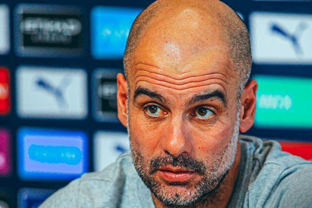 "Man City Lolos Sanksi, Guardiola: ""Kami Pantas Bersama Mereka"""