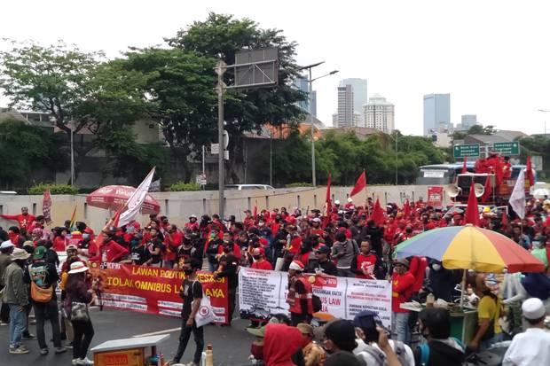 GSBI Sebut Rezim Jokowi Tak Pernah Mau Dengar Aspirasi Rakyat