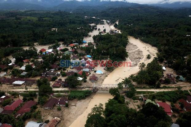 PDIP Terjunkan Tim Baguna Bantu Korban Bencana Longsor Luwu Utara