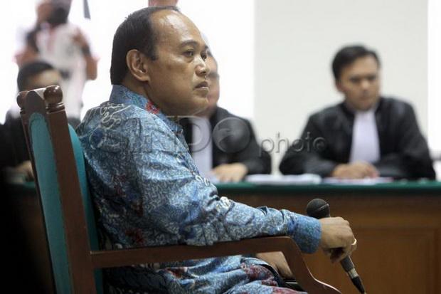 KPK Serahkan Tanah Rampasan dari Mantan Kakorlantas ke Kementerian ATR/BPN