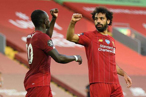 Salah dan Mane Disarankan Tak Tinggalkan Liverpool Demi Madrid