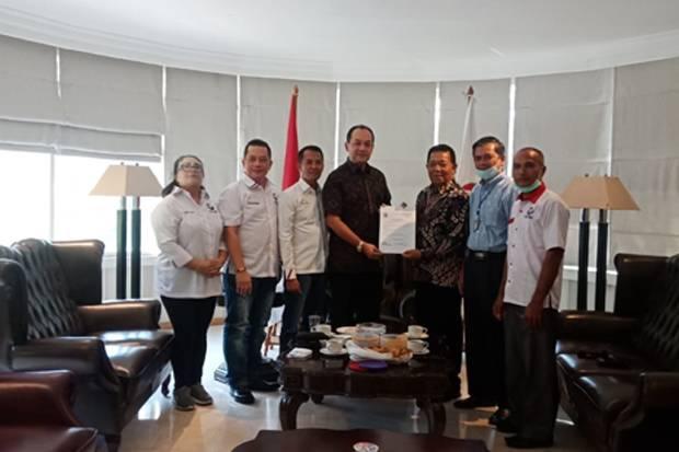 Dukung Dahlan-Aswin, Perindo Ingin Pembangunan Madina Berkelanjutan