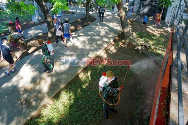Area Jogging Track Karebosi Segera Dibenahi, Fasilitas Olahraga akan Ditambah