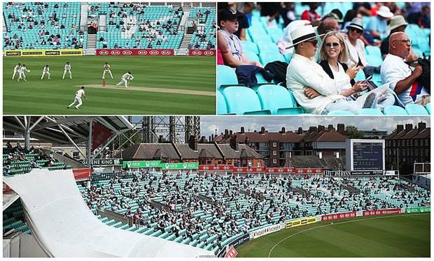 Inggris Uji Coba Datangkan Penonton ke Stadion