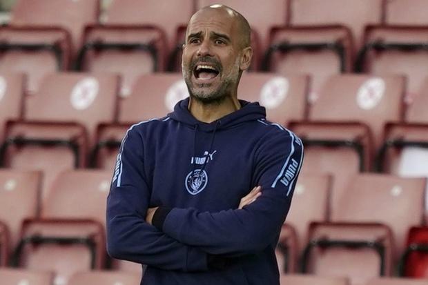 Guardiola Ingatkan Pemain City Tak Buat Kesalahan Saat Lawan Madrid