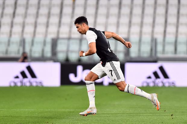 Gol Ronaldo Jelang Turun Minum, Bawa Juventus Unggul atas Sampdoria