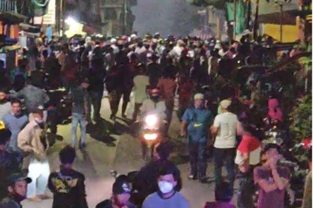 Polrestabes Makassar Terus Berupaya Tekan Aksi Tawuran