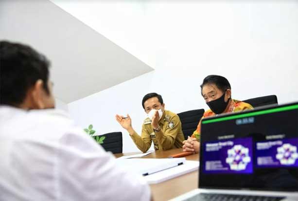 Jepang Siap Bantu Makassar di Bidang Kesehatan, Keamanan dan Transportasi