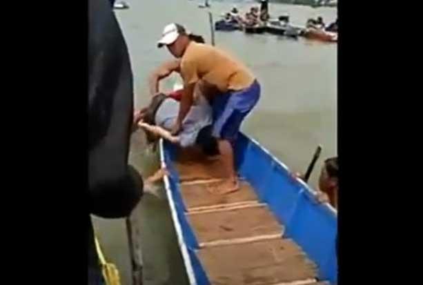 Perahu Terbalik di Danau Tempe, 3 Pemuda Tewas dan 5 Lainnya Selamat