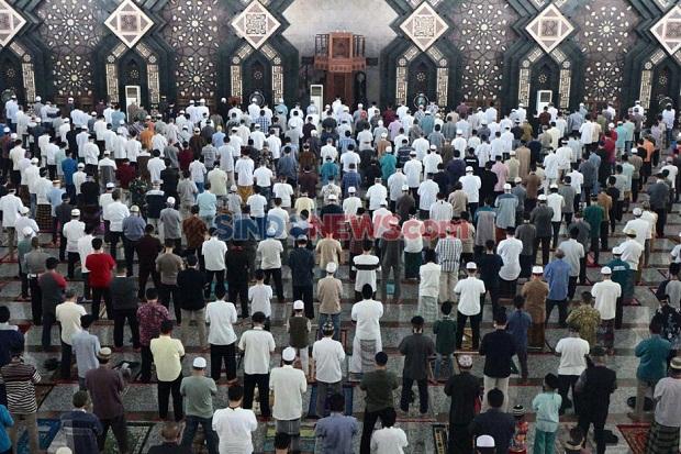 Kemenkes Imbau Hanya Masyarakat Sehat yang Laksanakan Salat Idul Adha