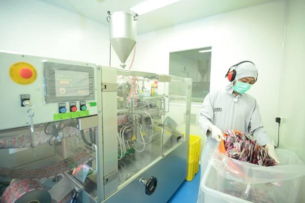 Meramu Strategi Sektor Farmasi Demi Tumbuh Saat Pandemi