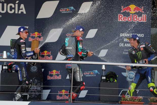 Tantangan Juara Quartararo Bisa Geser Dominasi Marquez di MotoGP