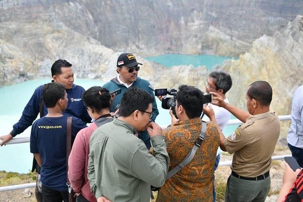 MPR Dorong Danau Kelimutu Jadi Satu Paket Wisata dengan Labuan Bajo