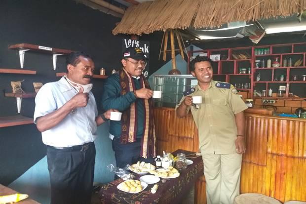 Wakil Ketua MPR Dorong Pemberdayaan Ekonomi dari Pedesaan