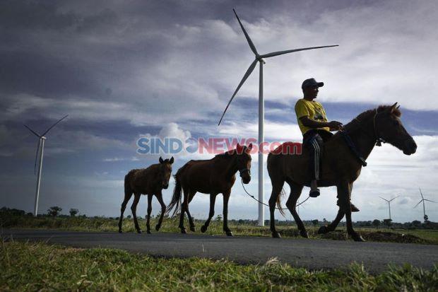 Manfaatkan Angin Hingga Sawit, Pengembangan Energi Hijau Terus Dipacu