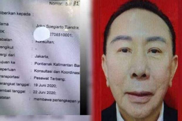 Kabareskrim Beberkan Kronologi Penangkapan Djoko Tjandra